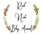 neat blog award logo