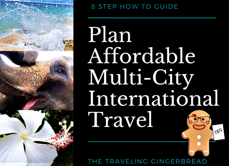 plan an international trip