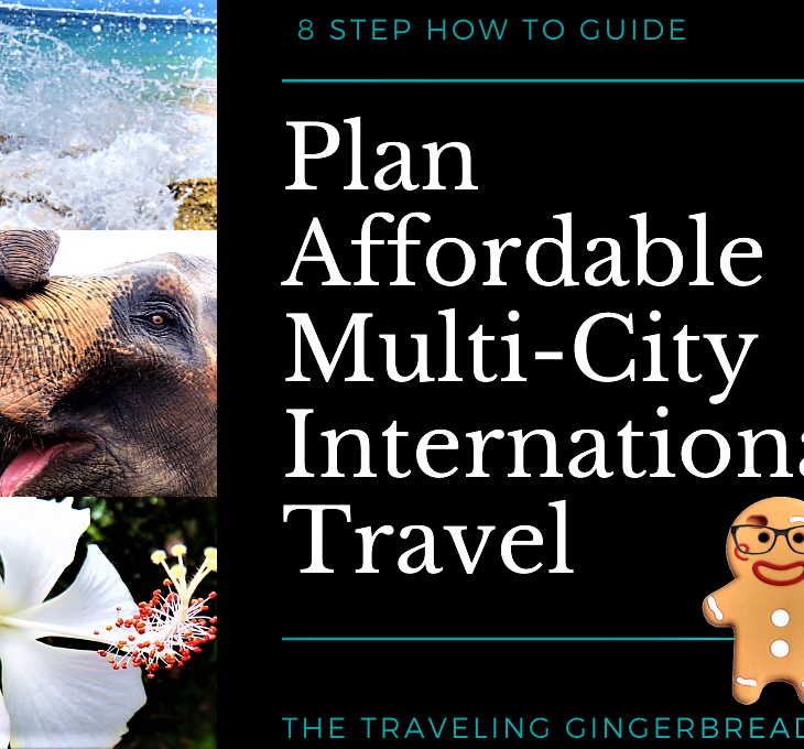 guide to planning an international trip