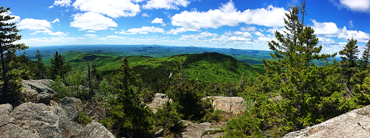 hiking mt kearsarge