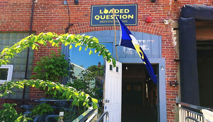 loaded question brewing company