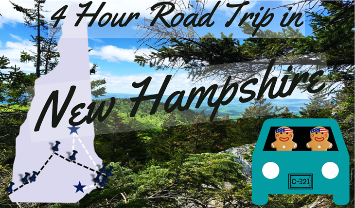 new hampshire road trip