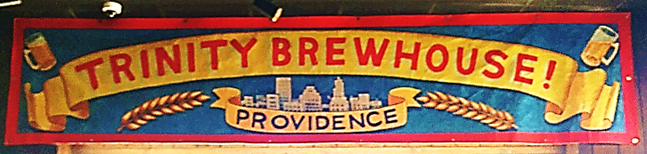 trinity brewhouse sign
