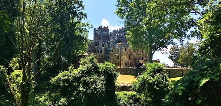 sherlock holmes castle