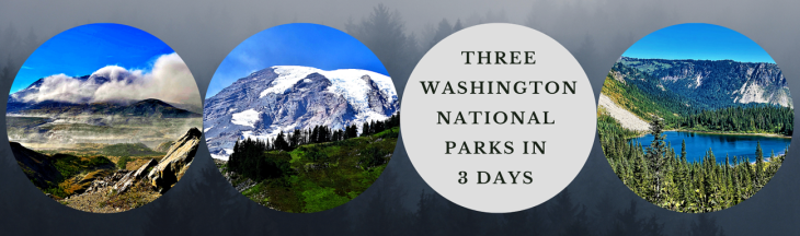 3 washington national parks