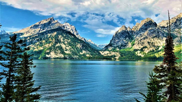 jenny lake overlook