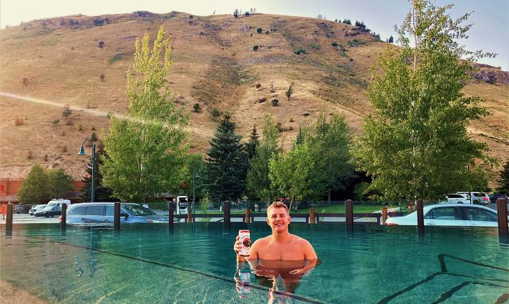 jackson hole lodge pool