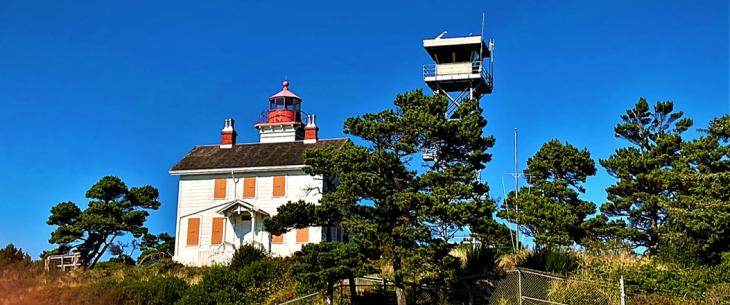 yaquina head lighthouse oregon