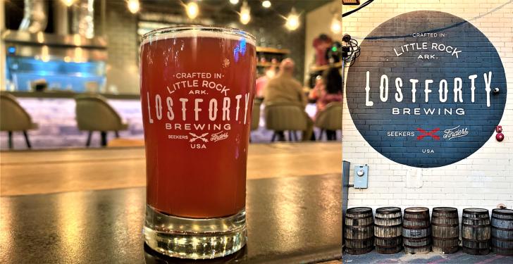 lostforty brewing company
