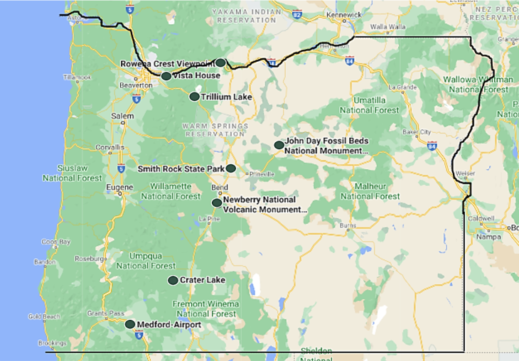 what to do in oregon