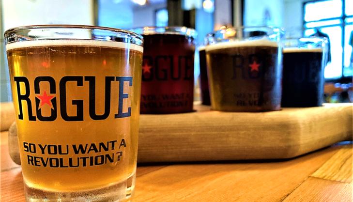 rogue brewing company