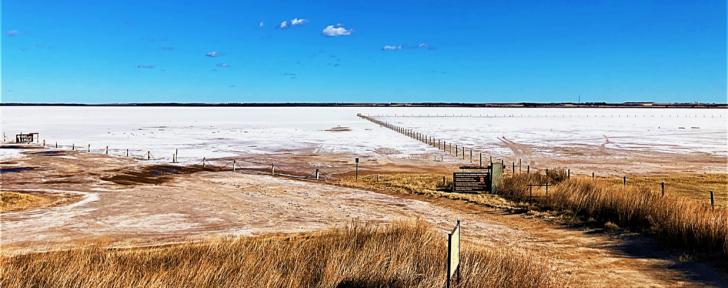 great salt plains