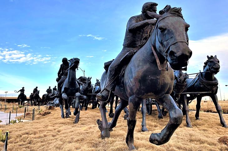 land run monument