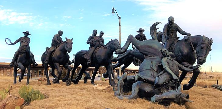 land run monument oklahoma
