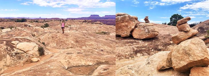 slick rock trail canyonlands
